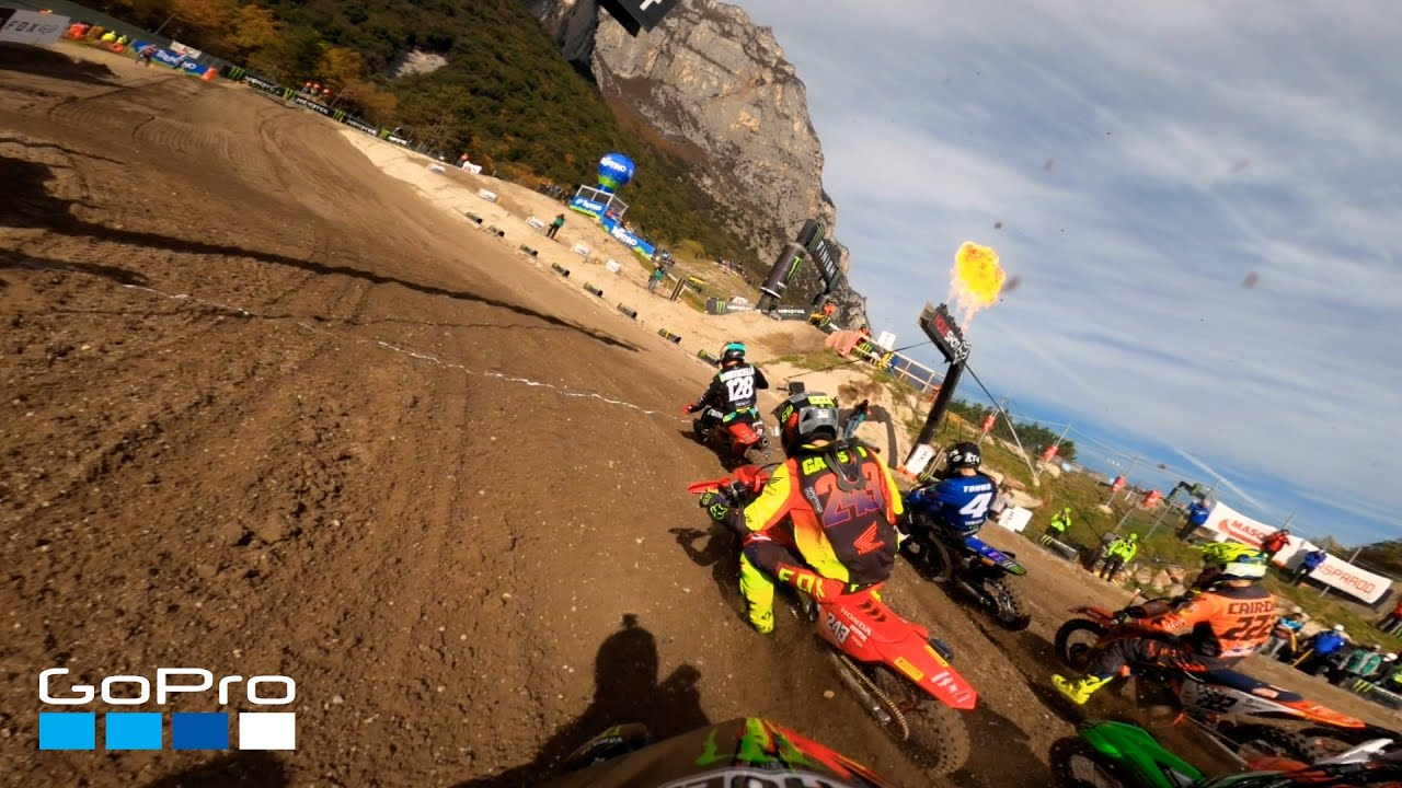GoPro: Jeremy Seewer FIM MXGP 2020 RD18 of Garda Trentino Moto 1