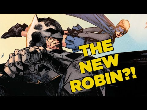 Is Batman About To Introduce New Robin?