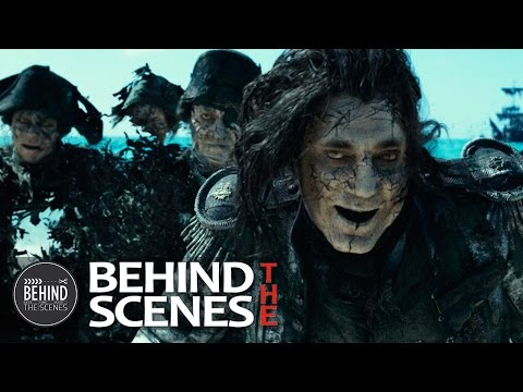 Pirates of the Caribbean: Dead Men Tell No Tales (Behind The Scenes)