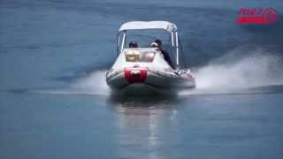Как ведет себя ПВХ Лодка РИБ 420 Мотор 40 ЛС(На данном видео представлена ПВХ Лодка РИБ Royal Marine 420 Мотор Parsun 40 л.с., которая эксплуатируется в различных..., 2014-11-06T07:10:51.000Z)