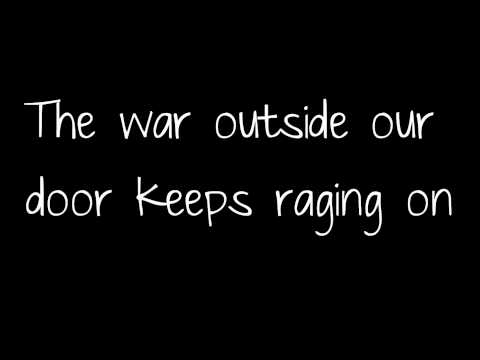Safe And Sound - Taylor Swift Feat. The Civil Wars (Hunger Games) (Lyrics)