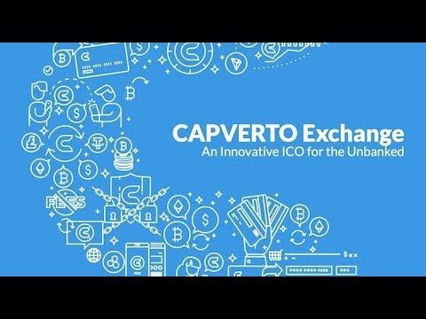 CAPVERTO - огромный виртуальный банк, основой которого является блокчейн!