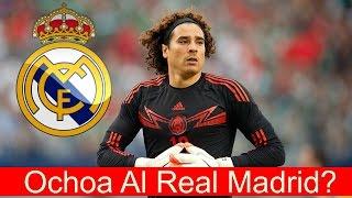 Guillermo Ochoa DESCIENDE Pero Llegaría Al REAL MADRID!