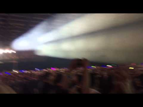 Imagine Dragons- It's Time - Taiwan,Taipei - 8.21.15