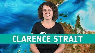 Earth from Space: Clarence Strait