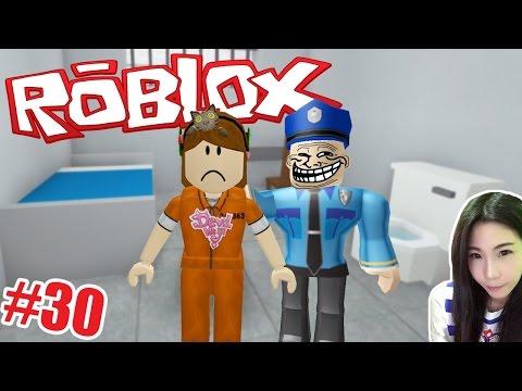 Roblox #30 - วางแผนแหกคุกนรกกับผู้คุมสุดเกรียน Prison Life (DevilMeiji)