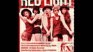 F(x) - Paper Heart [3rd Album Red Light]
