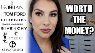 LUXURY MAKEUP FULL FACE | Worth the Money?