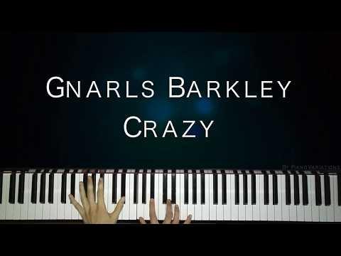 Piano Cover   Gnarls Barkley - Crazy (By Piano Variations)