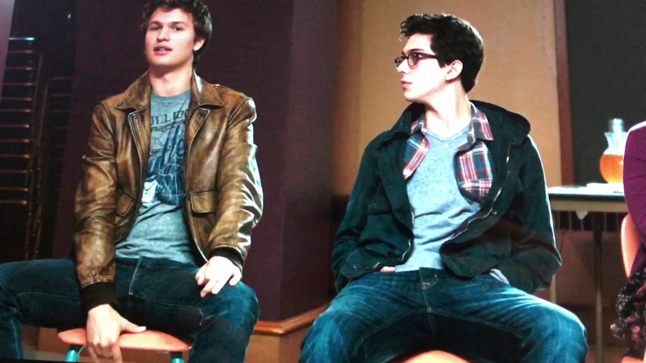 The Fault in our Stars - Support Group Scene - YouTube