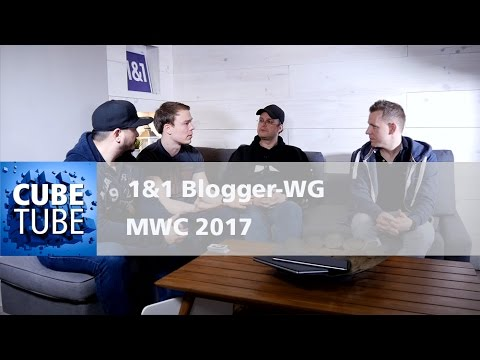 Sascha Pallenberg, Nokia 3310, SanDisk Extreme microSD UHS-I - 1&1 Blogger-WG - MWC 2017