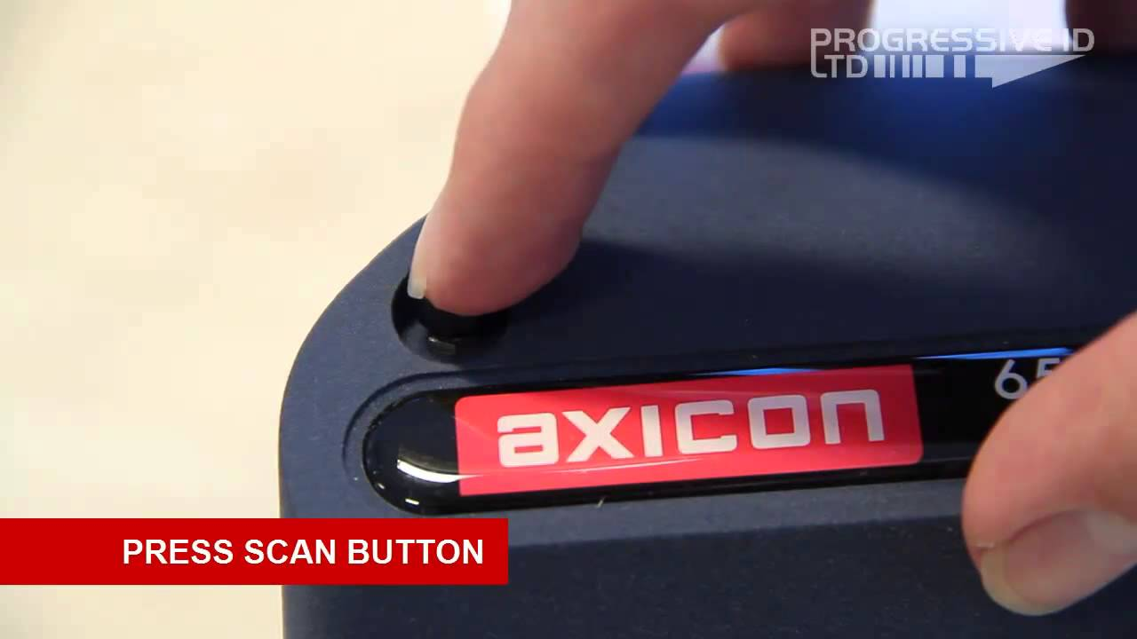 Axicon 6515: How to Verify Barcodes