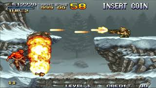 Metal Slug -Super Vehicle 001- Heavy Machine Gun- Unlimited