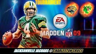 Madden 09 Tourney - Jacksonville Jaguars @ Charleston Crocs