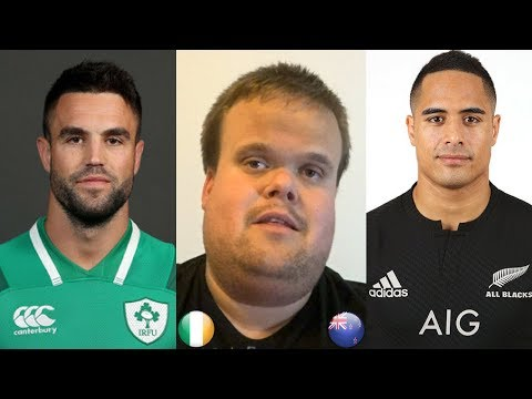 Aaron Smith vs Conor Murray: Who's the Best?