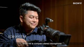 Sony ECM-W1M Wireless Microphone