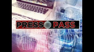 Press Pass with Olive Burrows - December 3 2018