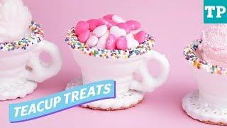 Tea party: How to make edible teacups | Eats + Treats