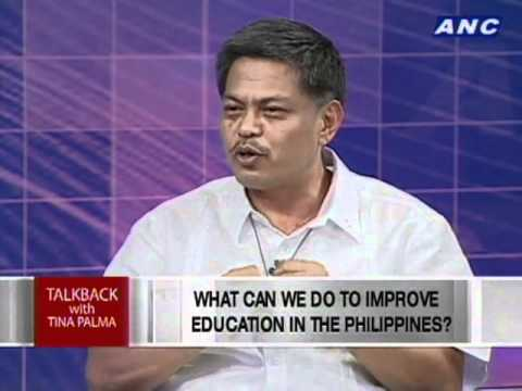 ANC Talkback: Education in the Philippines 2/6