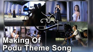 Making Of Video Podu Theme Song Thumbnail