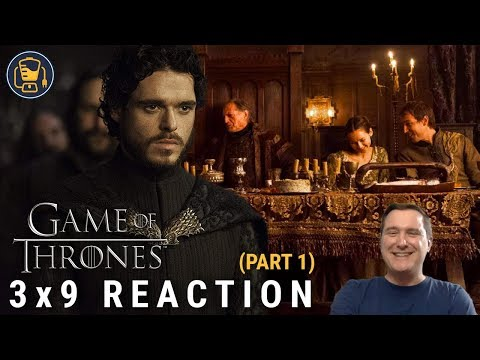 """Game Of Thrones Reaction   3x9 """"The Rains Of Castamere"""" (Part 1)"""