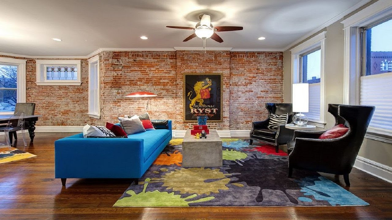 WOW..!!! Exposed Brick Wall Decorating Ideas - YouTube on Brick Wall Decorating Ideas  id=36930
