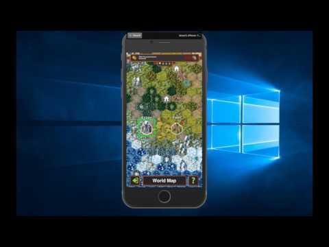 IOS Accessible Game Spotlight - Crafting Kingdom