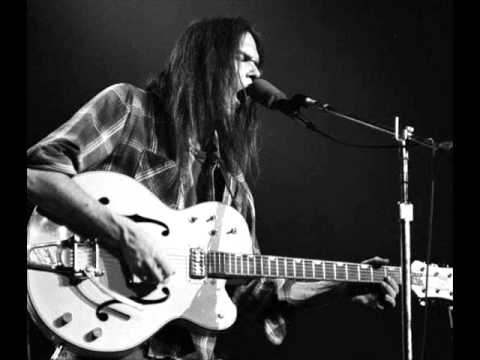 NEIL YOUNG - Words (Between The Lines Of Age) '72