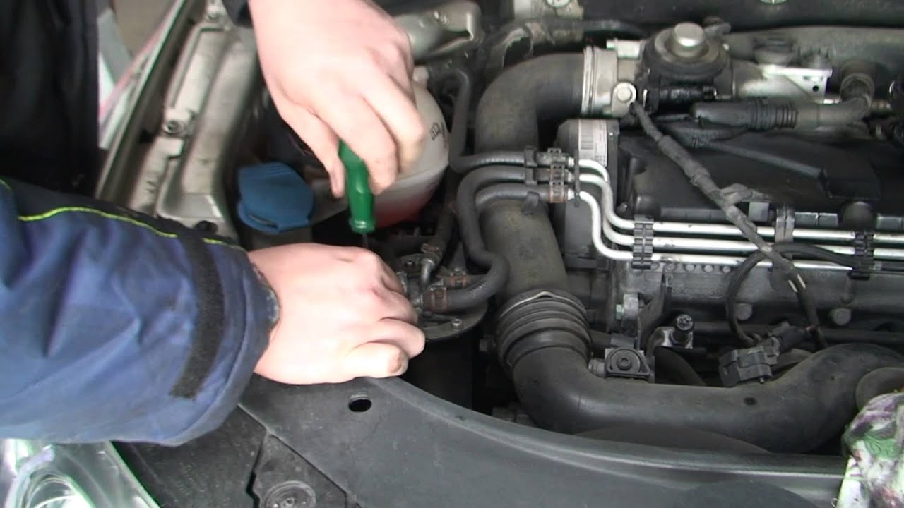 bodgit and leggit how to service a volkswagen passat tdi