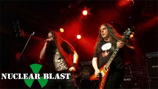BENEDICTION – Rabid Carnality (OFFICIAL MUSIC VIDEO)