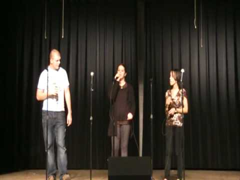 Live Your Dreams (Live at Black Water Middle School on 10-23-09)