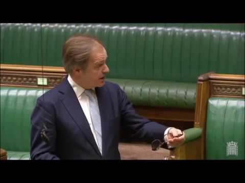 Hugo Swire MP's Debate on the Political Situation in the Maldives