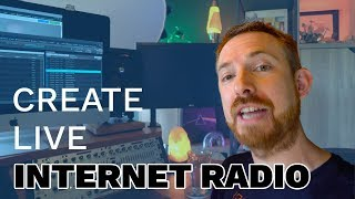 How to Create and Broadcast a Live Radio Station on the Internet (feat  Rocket Broadcaster) screenshot 5