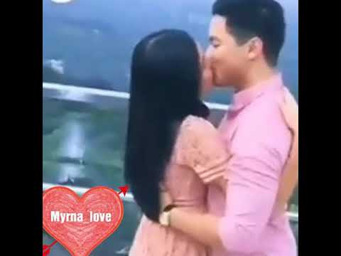 Alden Richards and Maine Mendoza Love is.........Kisses