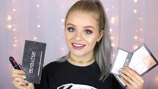 SOPH'S TOP 5 MAKEUP REVOLUTION FAVOURITES!