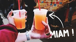 La Boqueria : un marché incontournable (Vlog Barcelone)