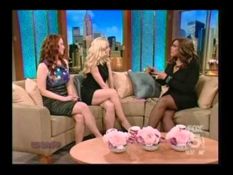 Melissa Archer & Bree Williamson On Wendy