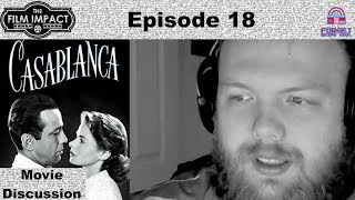 Casablanca  - Movie Review Discussion - The Film Impact 18