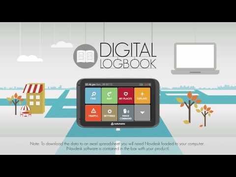 Navman User Guide 2012 | Digital Logbook