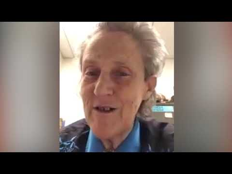 Behind the Book -Temple Grandin
