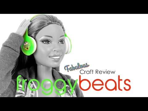 Fabulous Craft Review: Doll Designer Headphones