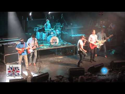 Lee Paul Band  Live & Unsigned  Grand Final 2012