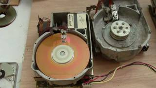 1980s Retro Hard drives