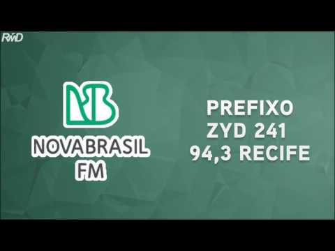 Prefixo NOVABRASIL FM Recife