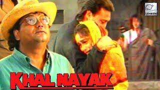 Making Of Sanjay Dutt's Khalnayak Movie | Madhuri Dixit, Jackie Shroff