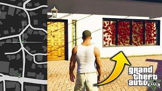 Algo Raro Y Aterrador Sucede en Esta Casa! Misterio GTA 5 YouTube Videos