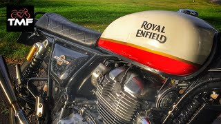 Royal Enfield Interceptor 650 - How to improve the bike without spending a fortune