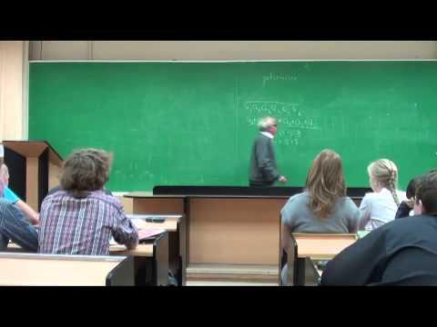 знакомство с математикой