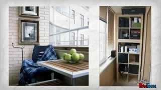 ИДЕИ ДЛЯ ВАШЕГО БАЛКОНА(А вы мечтаете о красивом и уютном балконе? Мы исполняем желания., 2013-04-20T19:32:51.000Z)