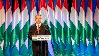 Orbán Viktor 2016. évi évértékelő beszéde